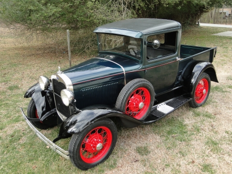 1930 Ford A Model Truck