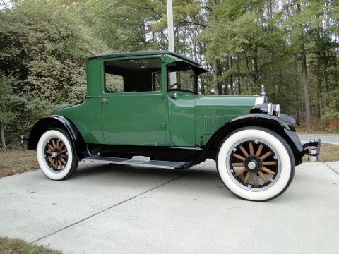Dodge Coupe 1927