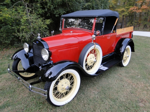 1929 Ford Roadster Truck