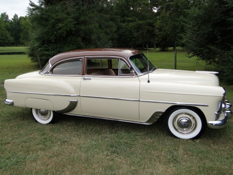 1953 Chevrolet 2 Door Sedan (SOLD)