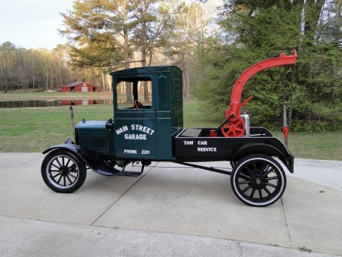 1925 Ford Model T Tow Truck SOLD