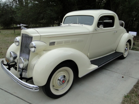 Packard 1936  Rumble Seat Coupe Inquire