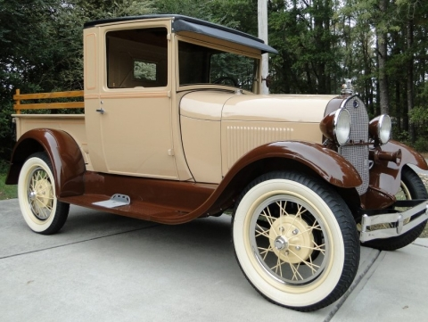 1929 Ford Truck   Inquire