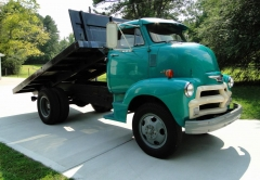 1954 Chevrolet COE Dump (SOLD)